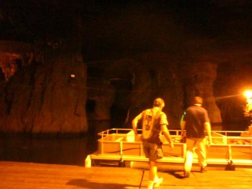 Bonne Terre boat tour