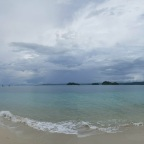 Snorkeling at Coiba